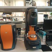 Discovery HR-1 Rheometer