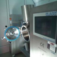 Glass Vakuum-Allround-Mixer VAS 40