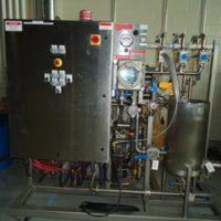 GEA Membrane filtration skid