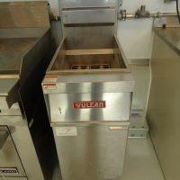Vulcan 1GR35M Free Standing Gas Fryer